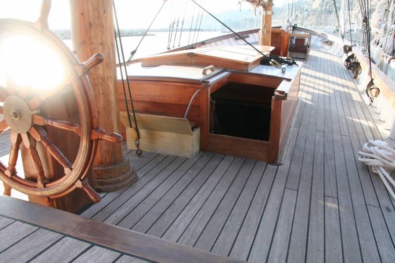 Concert à Marseille sur le bateau Inga des Riaux